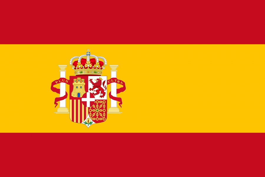 Amadeo flag of spain